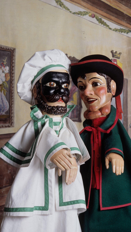 Brighella e Gioppino